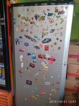 Lemari es satu pintu mulus