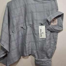 New shirts coton febric