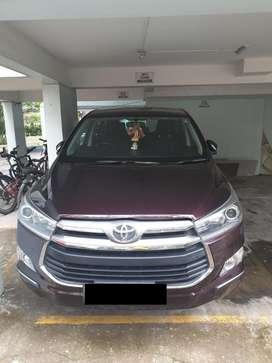 Toyota INNOVA CRYSTA 2.4 VX MT, 2016, Diesel