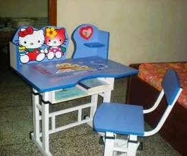 Kids study table-chair set