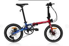 Sepeda Lipat Element Troy Gen 4 DP 4jt Kredit
