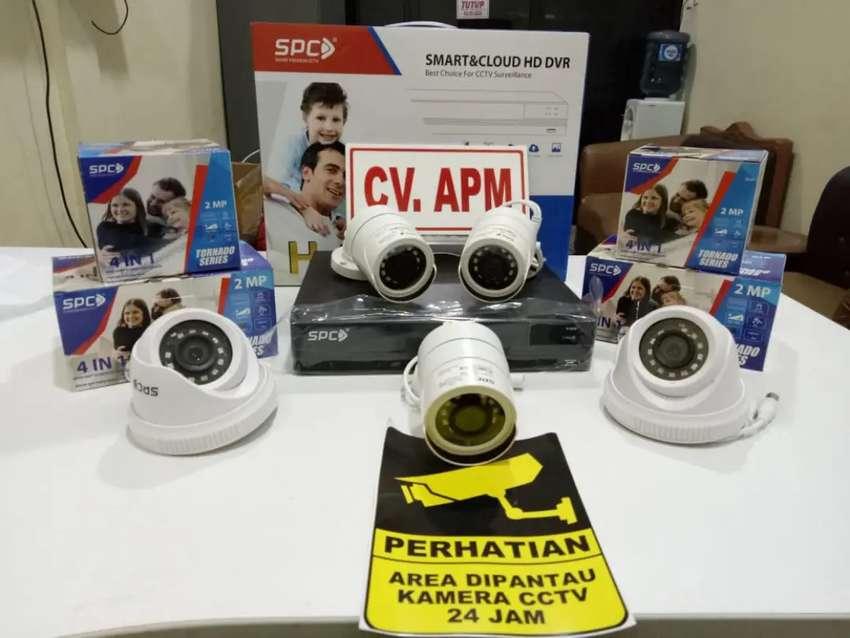 KAMERA CCTV SPC MURAH PLUS PASANG DI Tarumajaya BKSIKAB