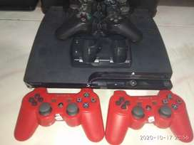 PS 3 HDD 500 GB + TV