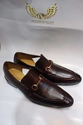 Brown loafers AAA+