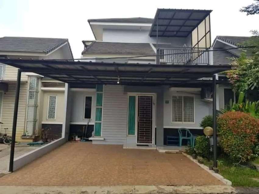 Dijual Rumah Green View Serpong Garden 1 Cisauk Tangerang Murah