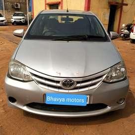 Toyota Etios GD, 2013, Petrol