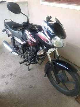 Bajaj Discover 100cc Single Use