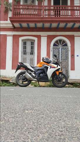 WELL MAINTAINED CBR FOR SALE