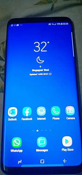 Samsung S9 Plus 128GB new phone with complete kit available