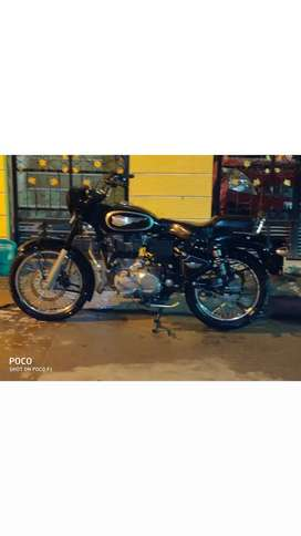 Very well maintained bullet 500cc standard in stock condition