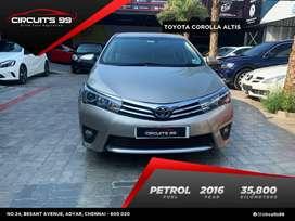 Toyota Corolla Others, 2016, Petrol