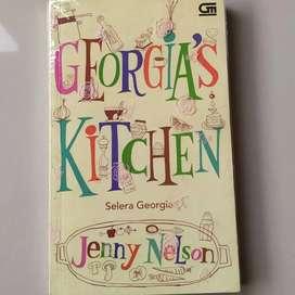 Novel Preloved : Georgia's Kitchen by Jenny Nelson