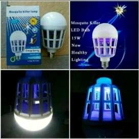 Lampu 15w killer nyamuk / lampu pembunuh nyamuk