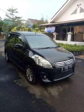Daihatsu Ertiga Gx Elegant manual 2014 tdp 8jt angs 3.999 x 47 bln