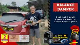 Kurangi Bunyi Gruduk Pada Mobil Dengan Pasang BALANCE Sport Damper