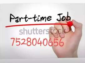 From home as a part time fre time earn up to 15 k week