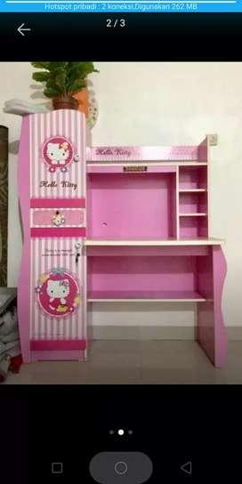 Dijual lemari belajar anak