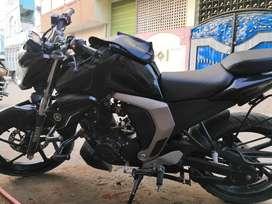FZ V2  Good condition bike , No scratches, showroom services