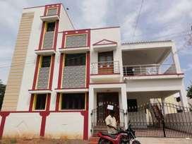 2 Bed 2 Bath 1st Floor House Near Nagamalai Pudukottai for Rent