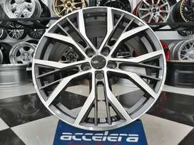 Velg Mobil R18 Velg Racing untuk mobil Altis dan Sienta