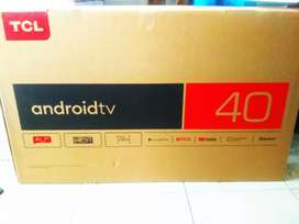 TCL android TV 40inc