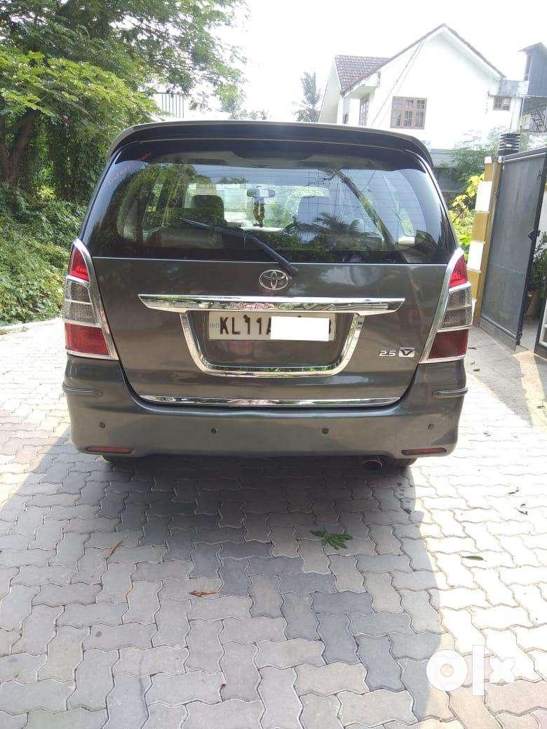 Toyota Innova 2.5 EV Diesel MS 8 Str BSIII, 2013, Diesel