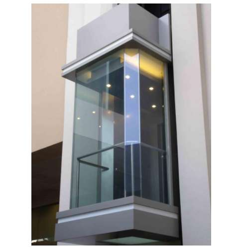 Lifts/Elevator for you home, Full Glass Cabin Home Passengers, Fancy 0