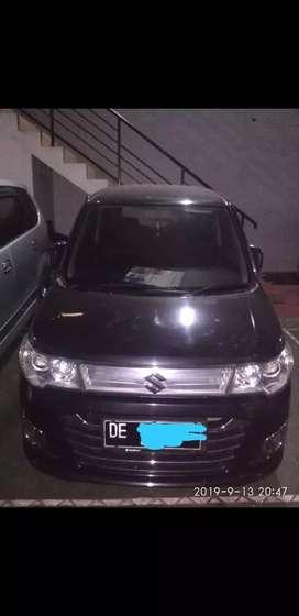 Jual Santuy (Nego) Mobil SUZUKI KARIMUN WAGON R GS 2015 HITAM METALIK