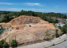 Tanah Lebar depan 90M jalan kusuma bangsa pusat kota Tarakan