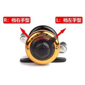 Mini Reel Pancing Fishing Reel 3.0:1 Gear Ratio 50M