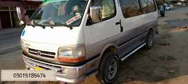 Toyota Hiace Dx Limited For Sale Brand New Conditions