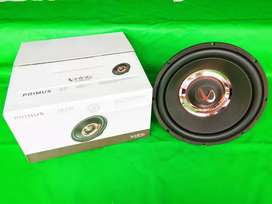 Subwoofer INFINITY PRIMUS 12inc doble MAGNET By HARMAN CARDON *USA*