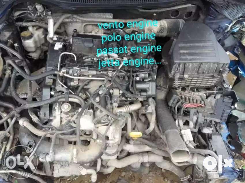 Engine for sale vw skoda bmw audi all kind of spares 0
