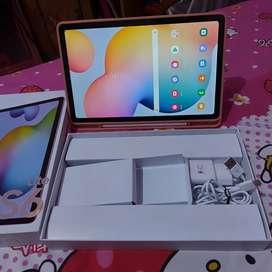 Samsung Tab S6 Lite 4/128GB Chiffon Pink (LIKE NEW)