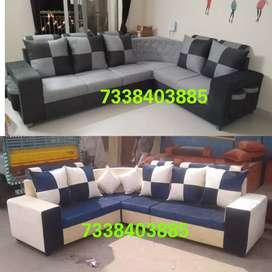 Radiant look design new sofa set