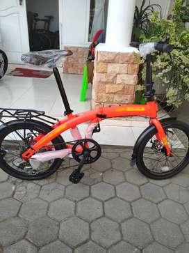 Sepeda lipat exotic 2026 AR