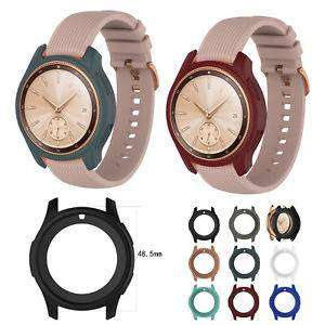 Bumper Silicone Soft Case Cover Skin Samsung Galaxy Watch 42mm 0