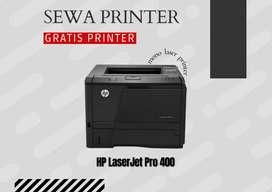 Sewa Printer Gratis Printer (LASERJET PRO 400)