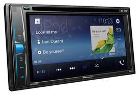 Head Unit Pioneer AVH A215BT Support Android Mirror Link | FAJAR MOBIL