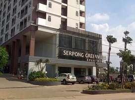 B.u dijual apartemen Studio Serpong greend view (SGV).