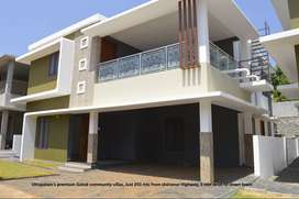 Ready to Move 4 BHK Duplex House for sale in Ottapalam Town