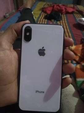 I phone X's hai