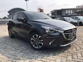 Mazda 2 GT Matic 2017 Type Tertinggi Km Masih 9000an Ori Bisa Kredit