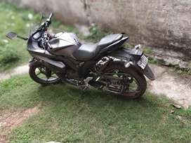 Gixxer SF special edition for sale.