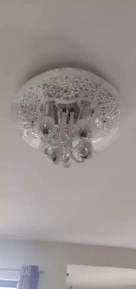 Chandelier with Multi Light and Music System