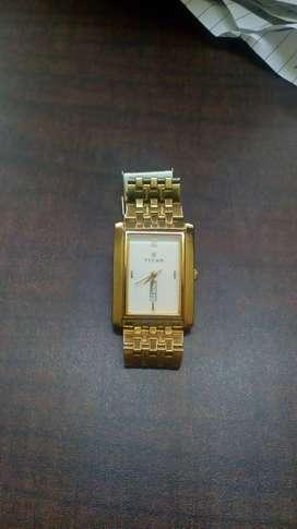 Titan watch ..