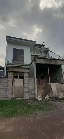 Rumah Baru View Sawah Di Kediri Tabanan