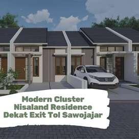Perumahan murah Cluster kota malang