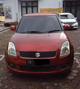 Suzuki Swift 2009 Merah methalik Nego Sopan Jhon