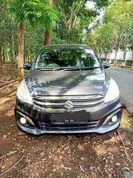 Suzuki Ertiga Hybrid Diesel 2017